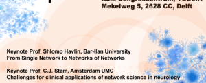 Opening Symposium of the Dutch Network Science Society on 7th May 2019
