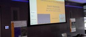 4TU.HTM annual symposium Dutch Materials 2016
